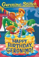 Pdf Happy Birthday, Geronimo (Geronimo Stilton #74)