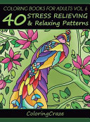 Coloring Books For Adults Volume 6