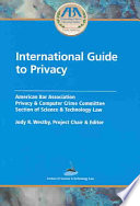 International Guide to Privacy