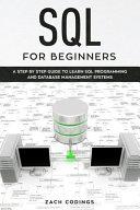 SQL for Beginners