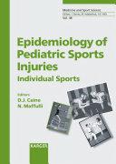Epidemiology of Pediatric Sports Injuries