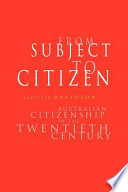From Subject to Citizen