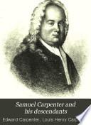 Samuel Carpenter and His Descendants