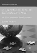 Development Aid and Sustainable Economic Growth in Africa
