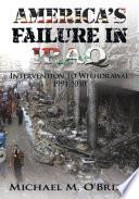 America   S Failure in Iraq Book PDF