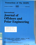 International Journal of Offshore and Polar Engineering Book