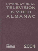 International Television Video Almanac 2004