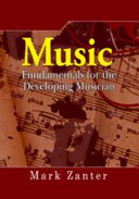 Music Fundamentals for the Developing Musician Book PDF