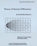 Theory of Seismic Diffractions