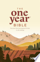 """""""The One Year Bible NIV"""" by Tyndale"""