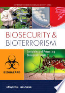 Biosecurity and Bioterrorism Book
