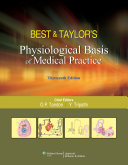 Best   Taylor   s Physiological Basis of Medical Practice  13 e with thePoint Access Scratch Code