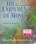 The Enjoyment of Music Book