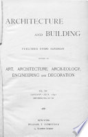 Architecture and Building