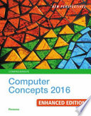 New Perspectives Computer Concepts 2016 Enhanced, Comprehensive, Loose-Leaf Version