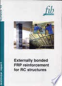 Externally Bonded FRP Reinforcement for RC Structures Book