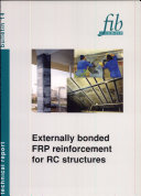 Externally Bonded FRP Reinforcement for RC Structures ebook