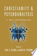 Christianity   Psychoanalysis