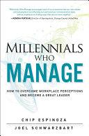 Millennials Who Manage Book PDF