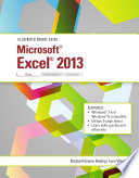 Illustrated Course Guide  Microsoft Excel 2013 Basic Book