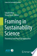 Framing in Sustainability Science