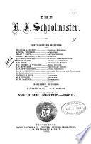 The R I Schoolmaster Book
