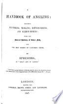 A Handbook Of Angling