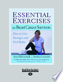 Essential Exercises for Breast Cancer Patients