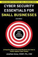 Cyber Security Essentials for Small Businesses