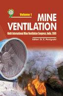 Mine Ventilation - Two Volume Set