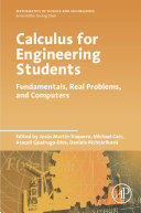 Calculus for Engineering Students [Pdf/ePub] eBook