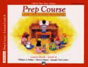 Alfred's Basic Piano Prep Course Lesson Book, Bk A: Universal Edition