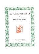 As the Anvil Rings