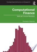 Computational Finance Book