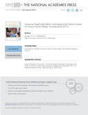 Consumer Health Information Technology in the Home