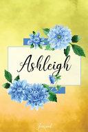 Ashleigh Journal ebook