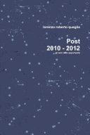 Post 2010 - 2012
