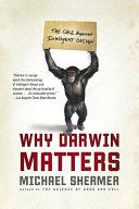Why Darwin Matters Pdf/ePub eBook