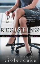 Resisting the Bad Boy (CAN'T RESIST series)