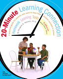 20 Minute Learning Connection  California Middle School Edition