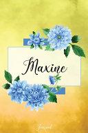 Maxine Journal ebook