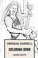 Dimebag Darrell Coloring Book