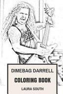 Dimebag Darrell Coloring Book PDF