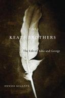 Pdf The Keats Brothers