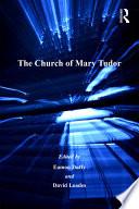 The Church of Mary Tudor Book
