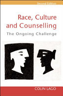 Race  Culture and Counselling