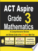 ACT Aspire Grade 3 Mathematics