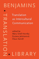 Translation as Intercultural Communication