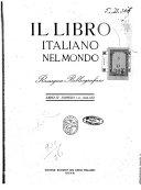 Il libro italiano nel mondo rassegna bibliografica