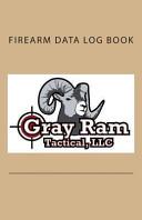 Firearm Data Log Book